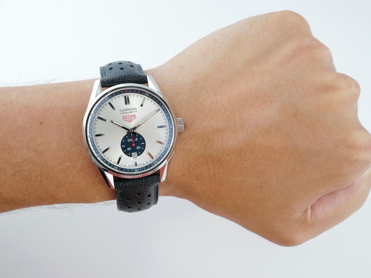 Швейцарские часы TAG Heuer Carrera Calibre 6