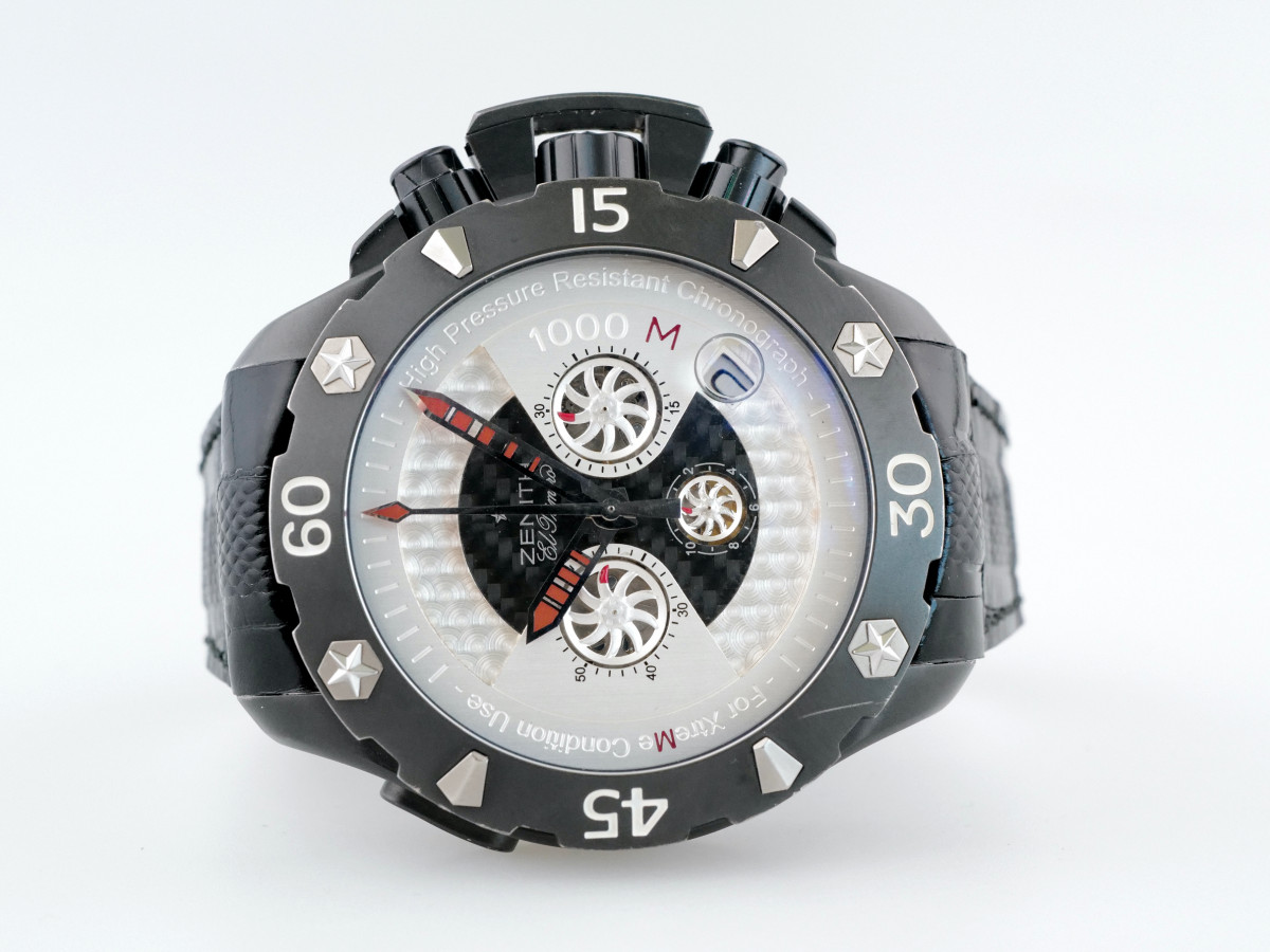 Швейцарские часы Zenith Defy Xtreme Chronograph
