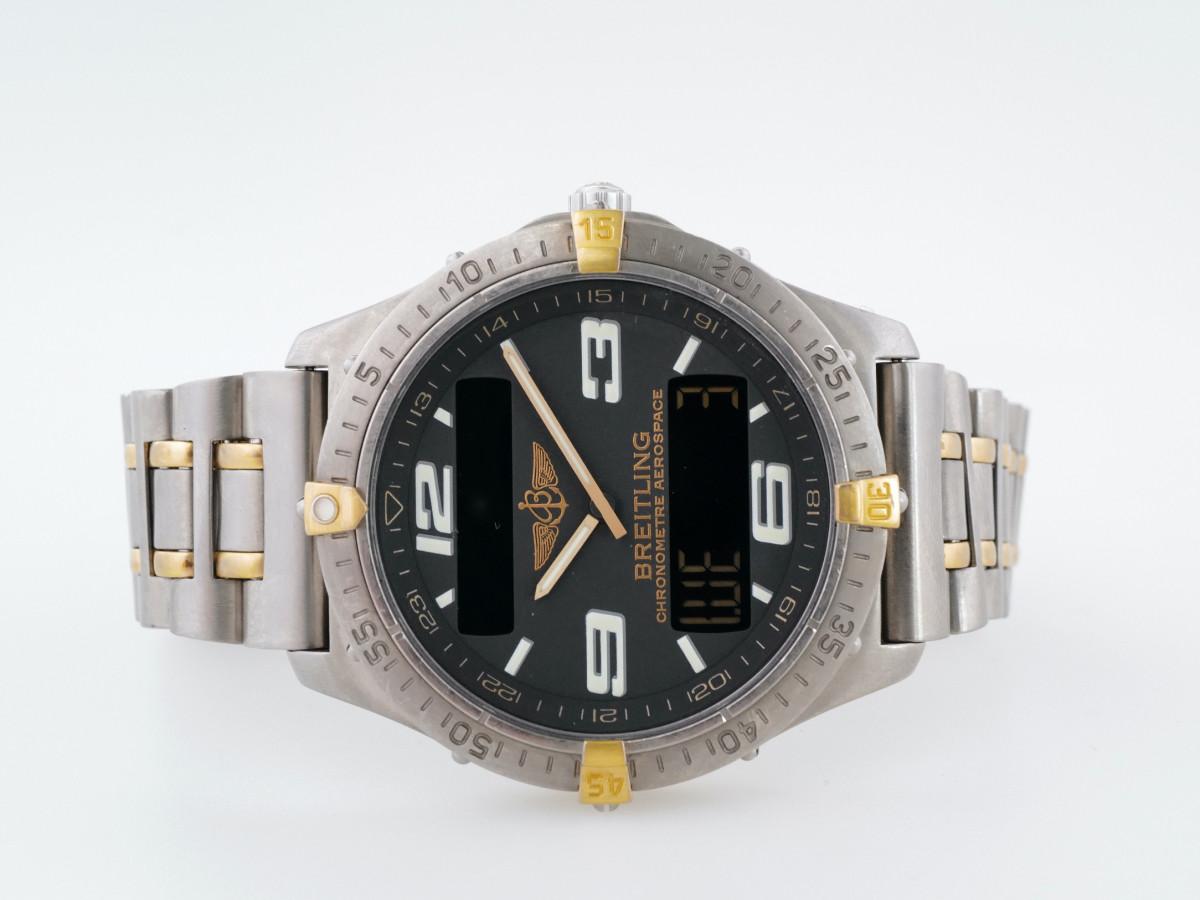 Швейцарские часы Breitling Aerospace