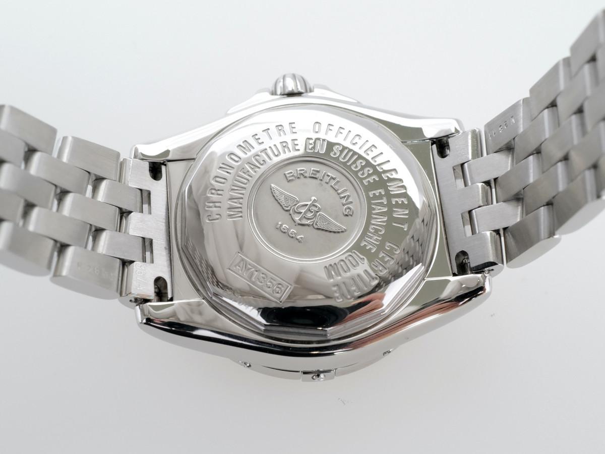 Швейцарские часы Breitling Galactic 32 Quartz MOP Dial