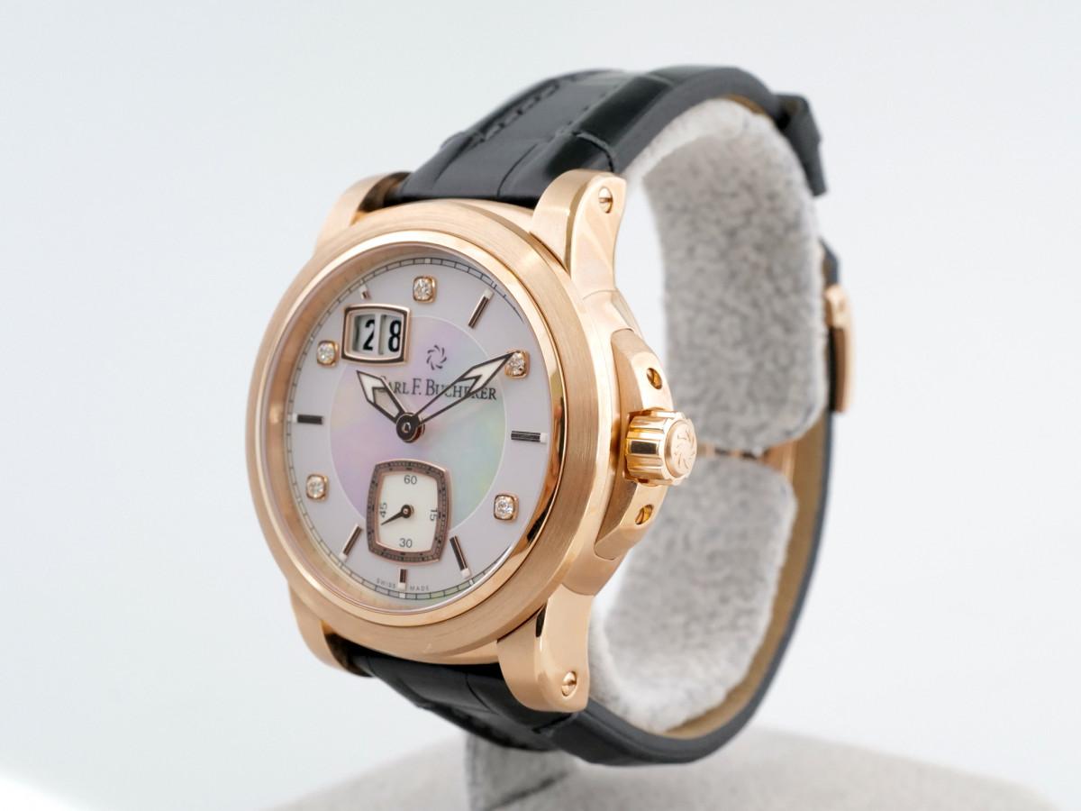 Швейцарские часы Carl F.Bucherer Patravi Big Date