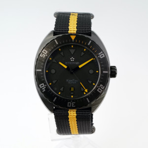 Швейцарские часы Eterna Super Kontiki Black Limited Edition