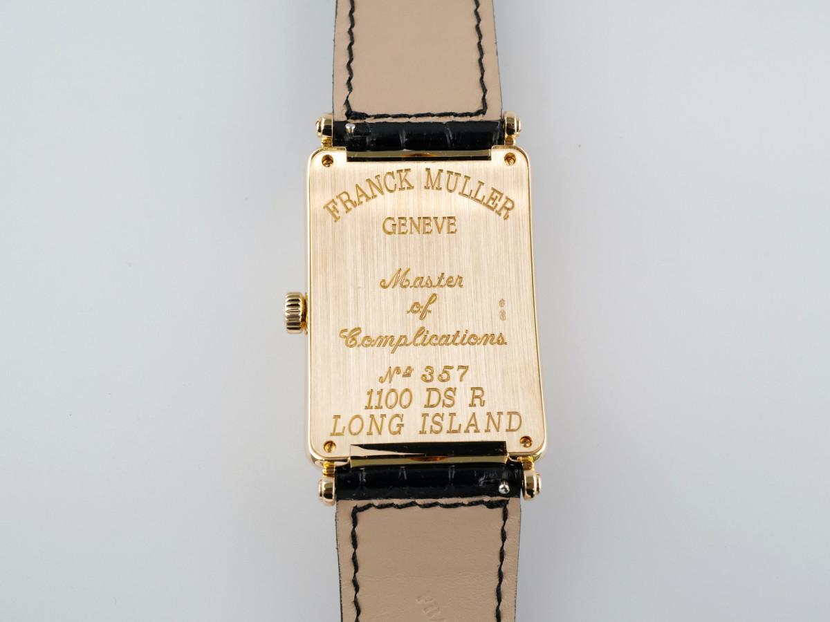 Швейцарские часы Franck Muller Long Island Bi-Retro