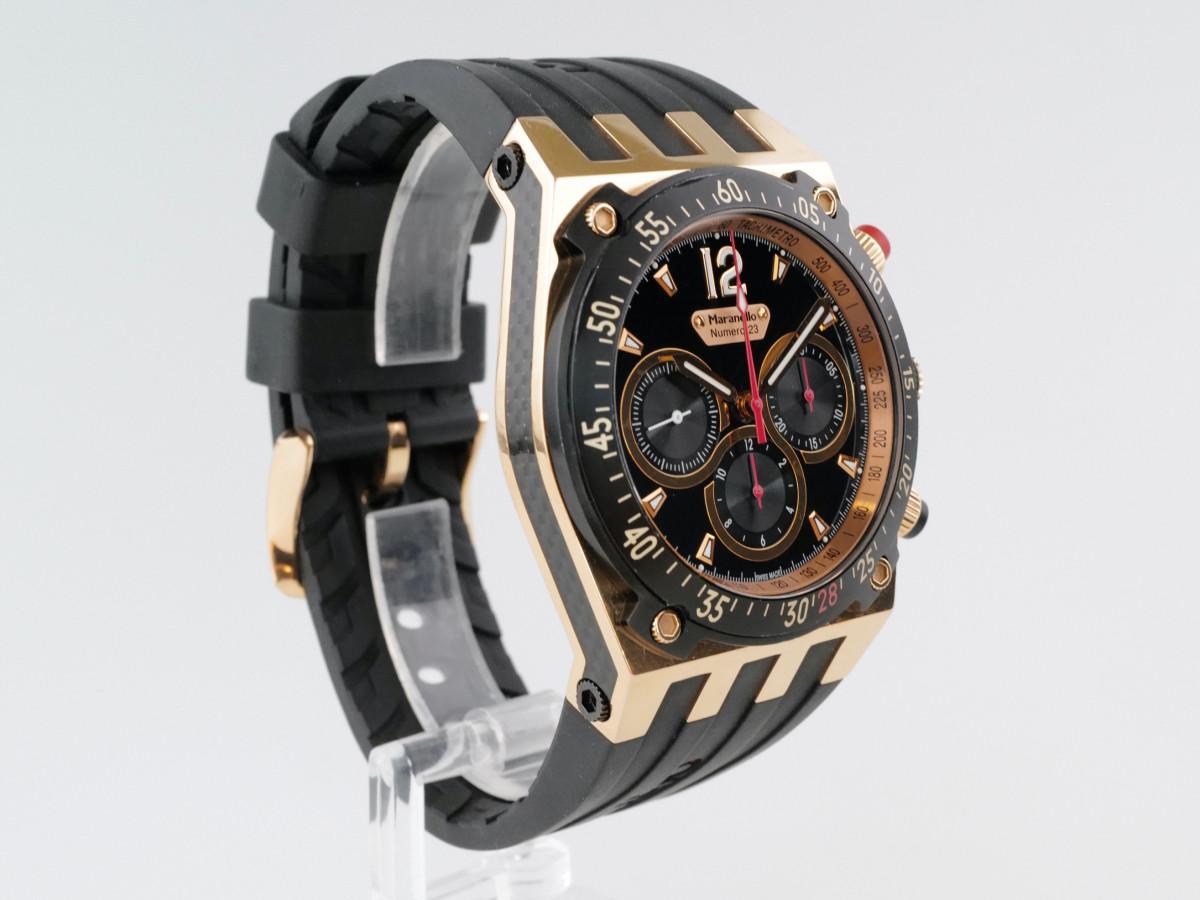 Швейцарские часы Maranello V8 Chronograph 18K Gold