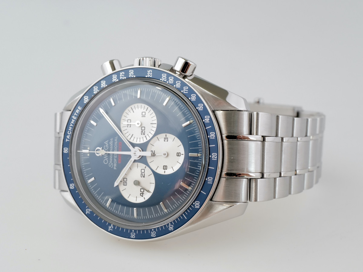 Швейцарские часы Omega Speedmaster Professional Moonwatch Gemini IV 40th Anniversary
