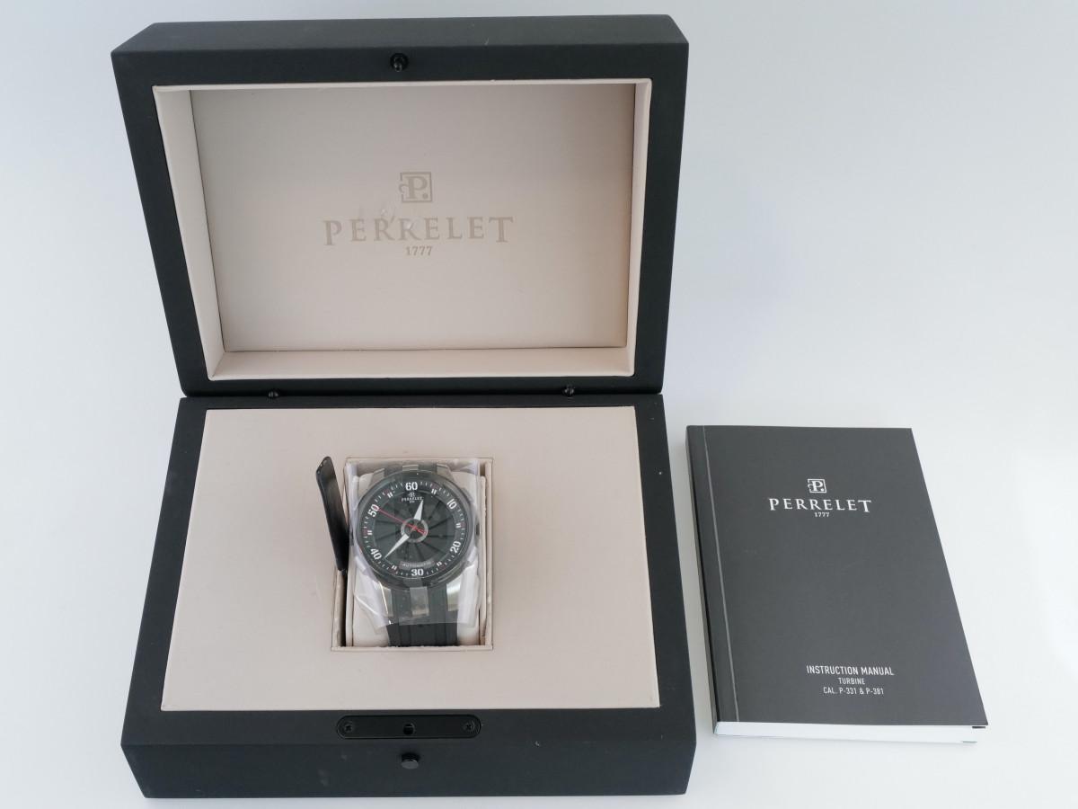 Швейцарские часы Perrelet Turbine XL