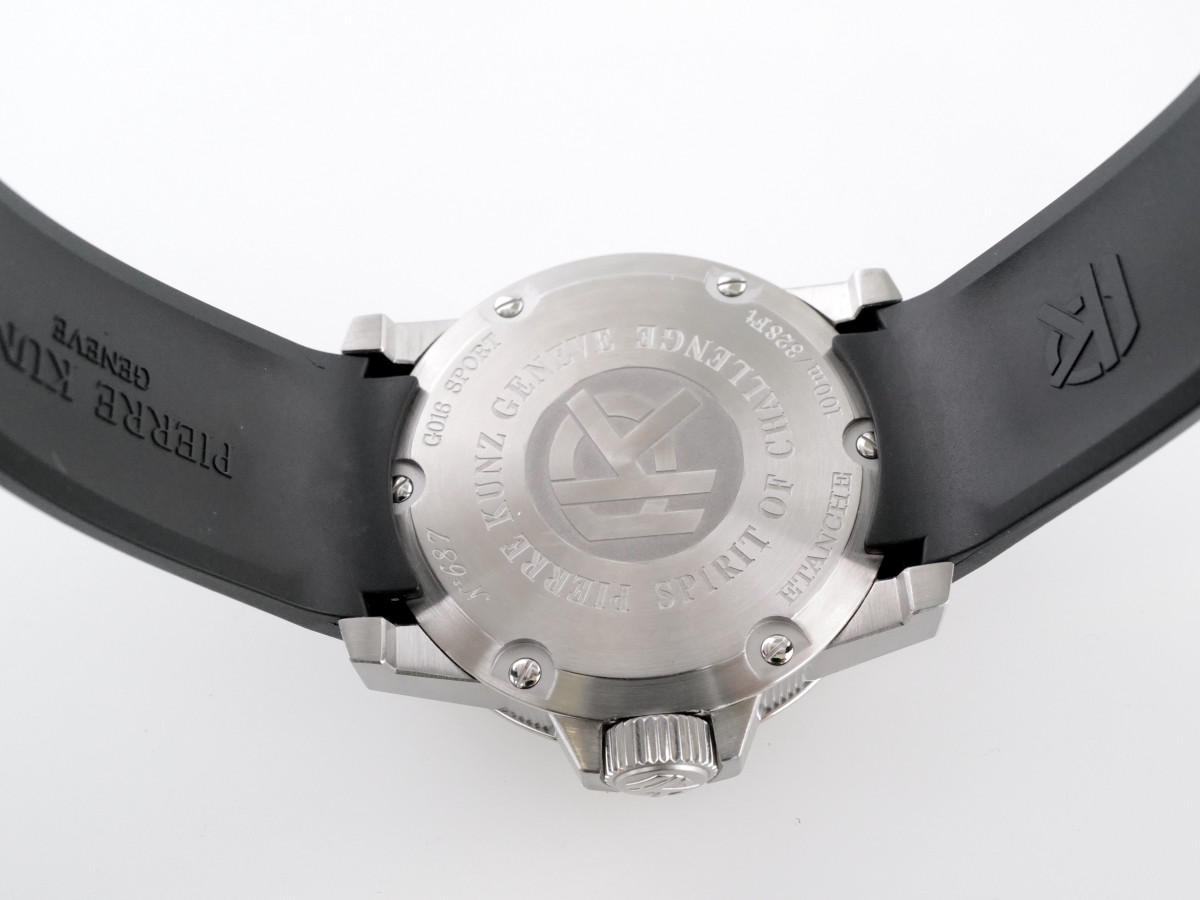 Швейцарские часы Pierre Kunz Spirit of Challenge Retrograde