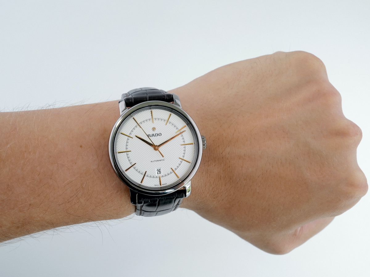 Швейцарские часы Rado DiaMaster
