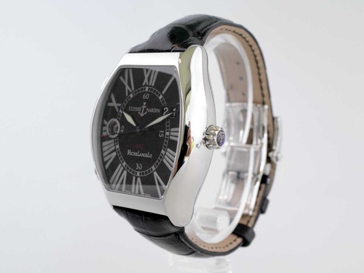 Швейцарские часы Ulysse Nardin Michelangelo Gigante UTC Dual Time
