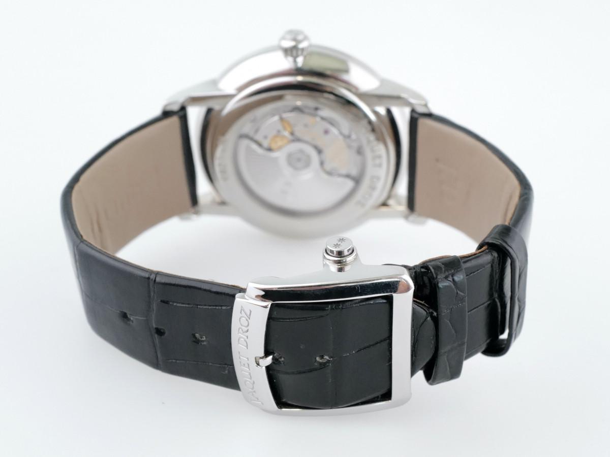 Швейцарские часы Jaquet Droz Grande Seconde Quantieme