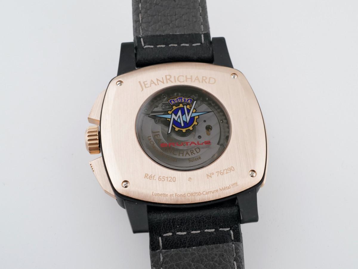 Швейцарские часы JeanRichard Chronoscope MV Agusta Brutale