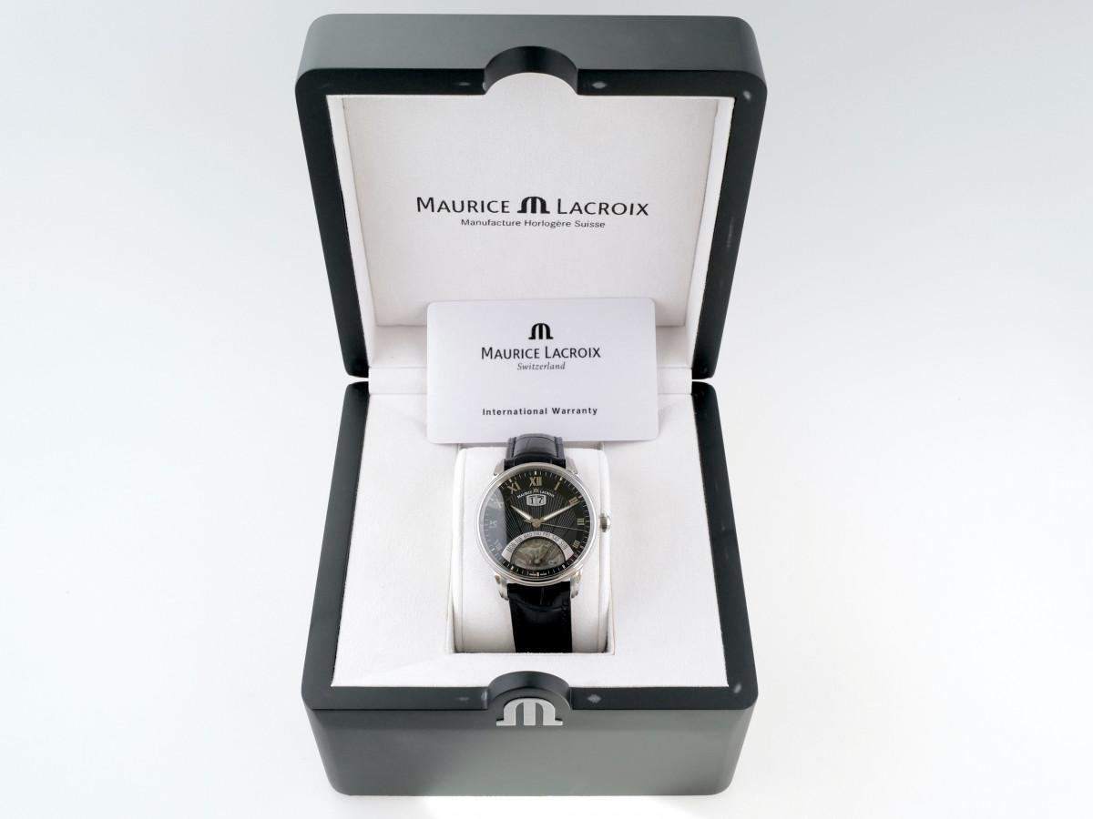 Швейцарские часы Maurice Lacroix Jours Retrograde