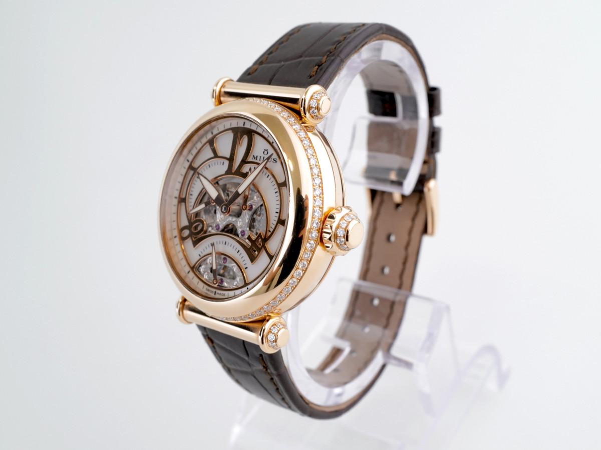 Швейцарские часы Milus Merea Tri-Retro 18K