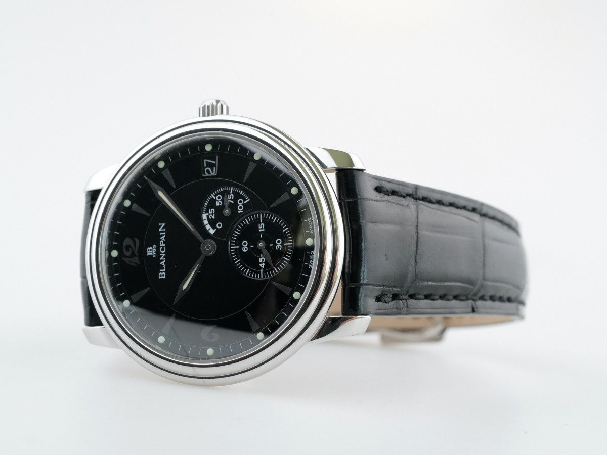 Швейцарские часы Blancpain Villeret Ultra Slim Power Reserve