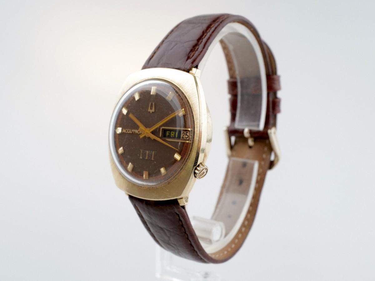 Швейцарские часы Bulova Accutron