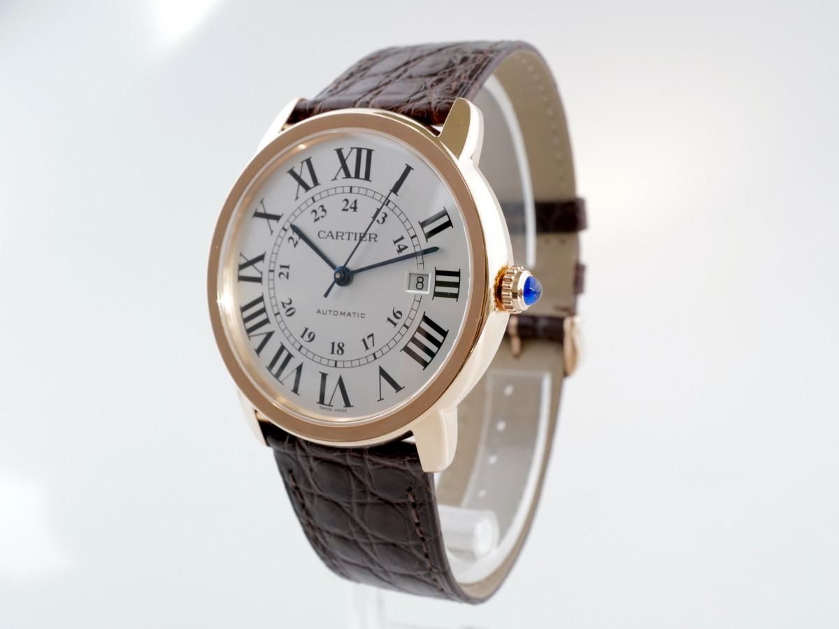 Швейцарские часы Cartier Ronde Solo De Cartier XL