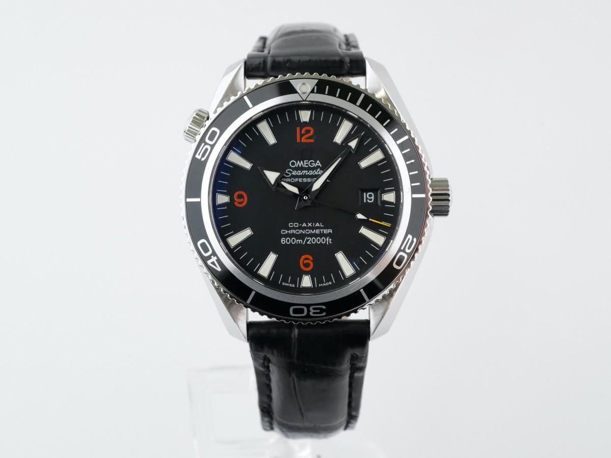 Швейцарские часы Omega Planet Ocean Co-Axial 600M