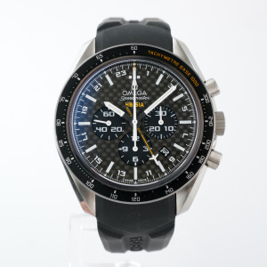 Швейцарские часы Omega Speedmaster HB-SIA Co-Axial GMT Chronograph