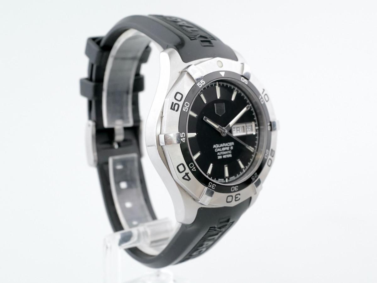 Швейцарские часы TAG Heuer Aquaracer Day Date