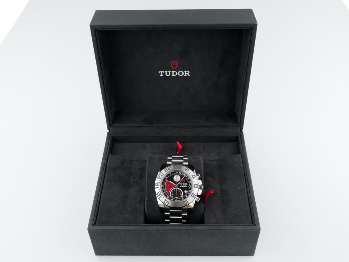 Швейцарские часы Tudor Iconaut GMT Chronograph