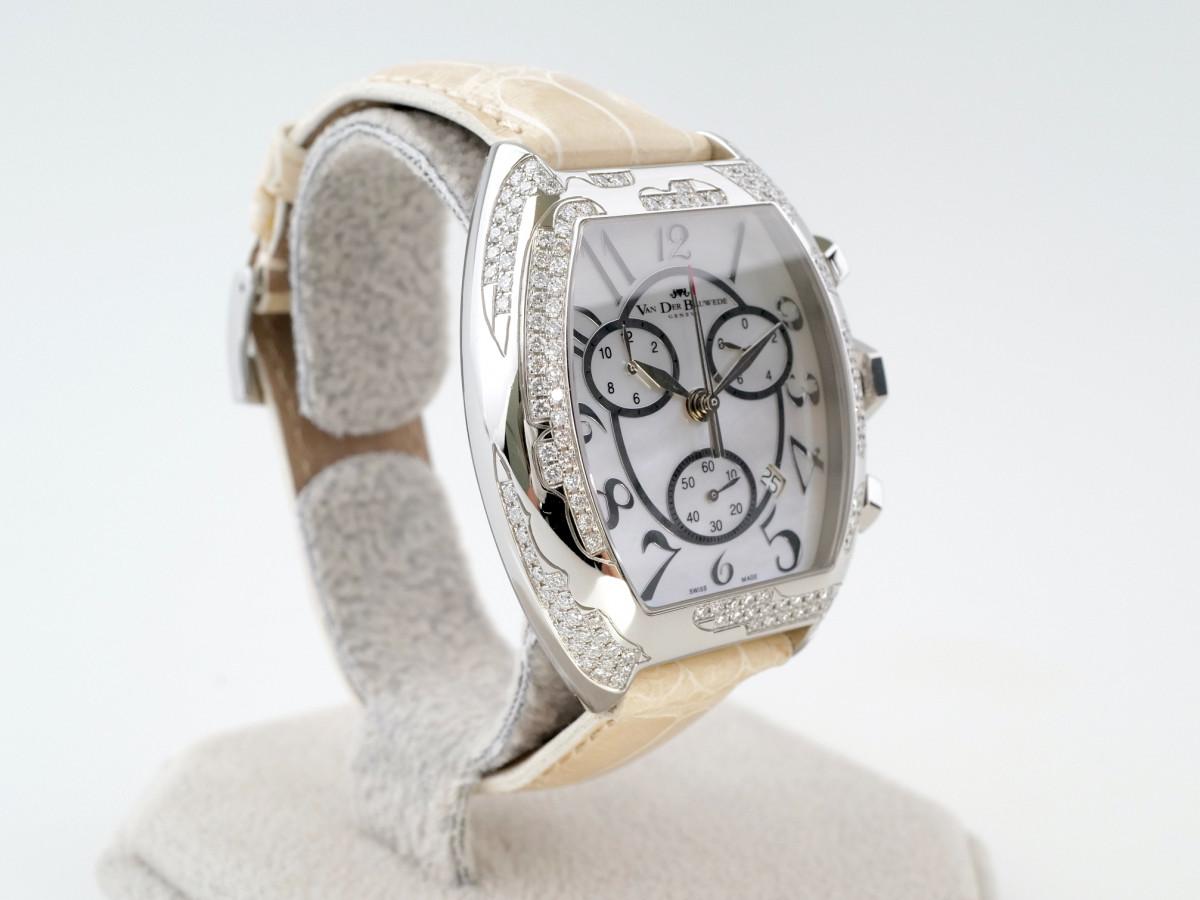 Швейцарские часы Van Der Bauwede Diamond Magnum Commander