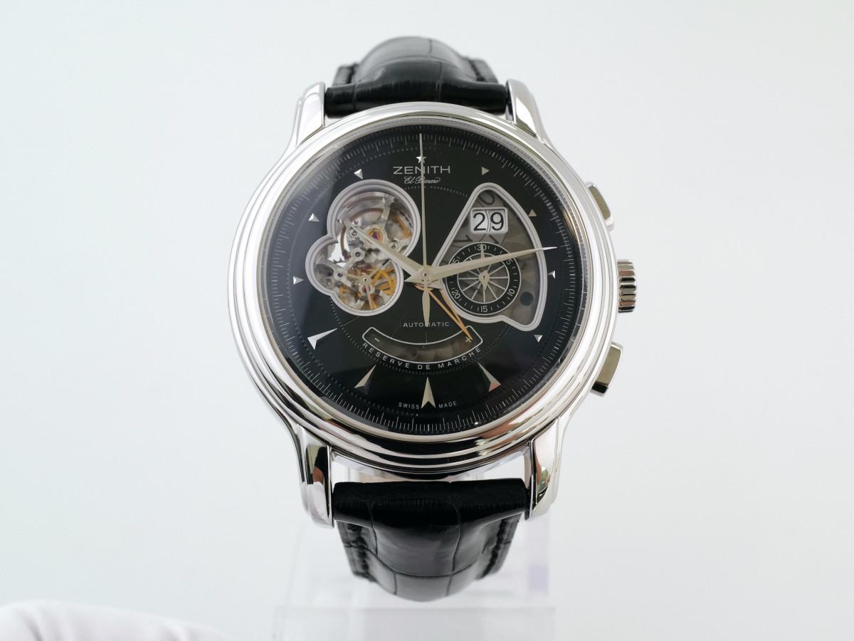 Швейцарские часы Zenith Chronomaster XXT Open Grande