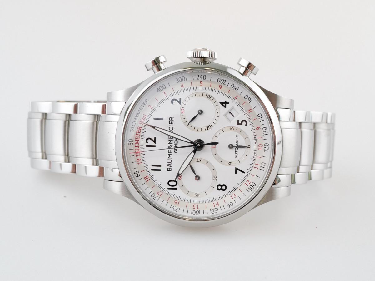 Швейцарские часы Baume & Mercier Capeland Chronograph