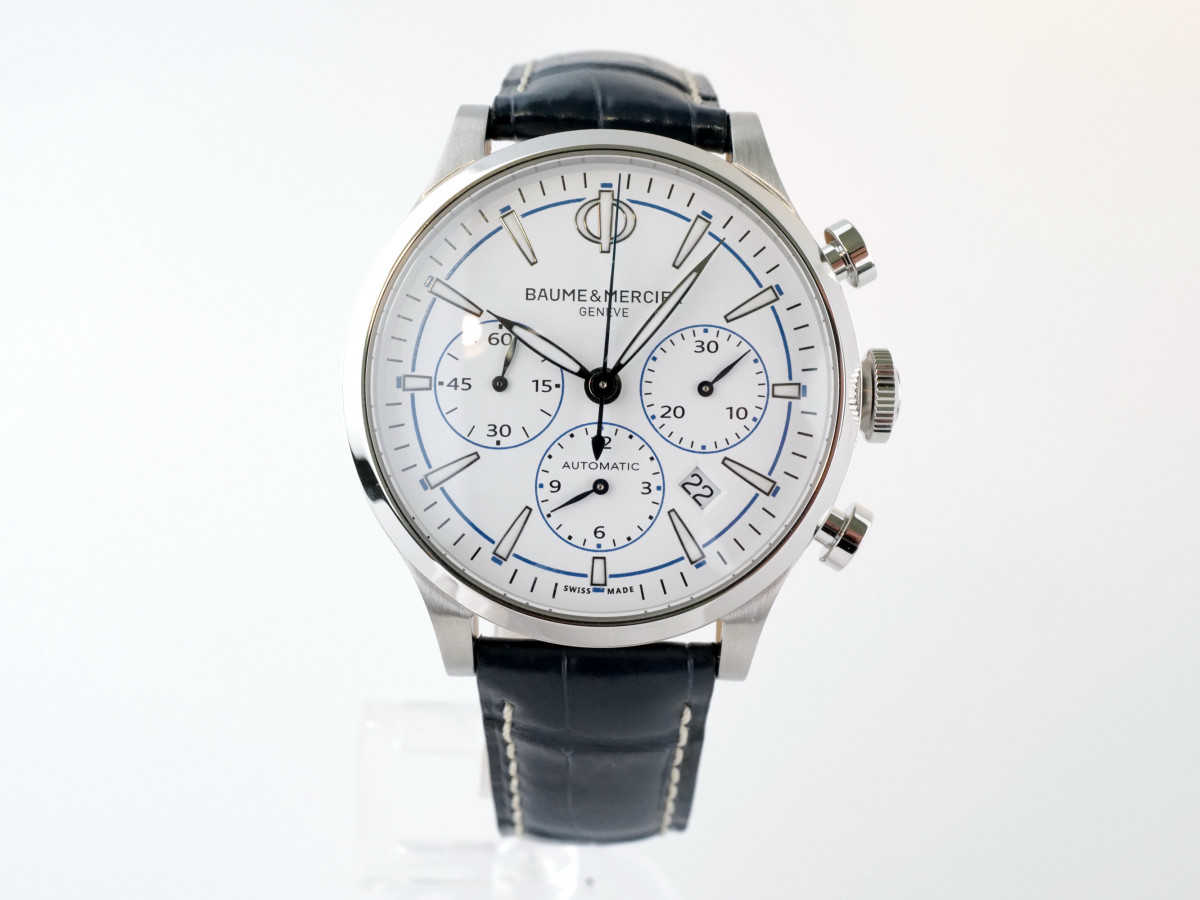 Швейцарские часы Baume Mercier Capeland Chronograph Limited Edition