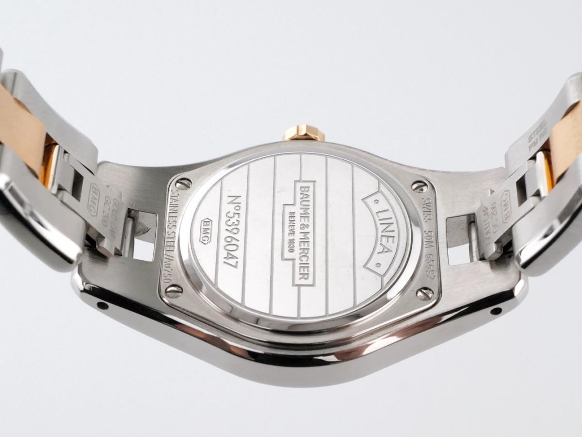 Швейцарские часы Baume & Mercier Linea