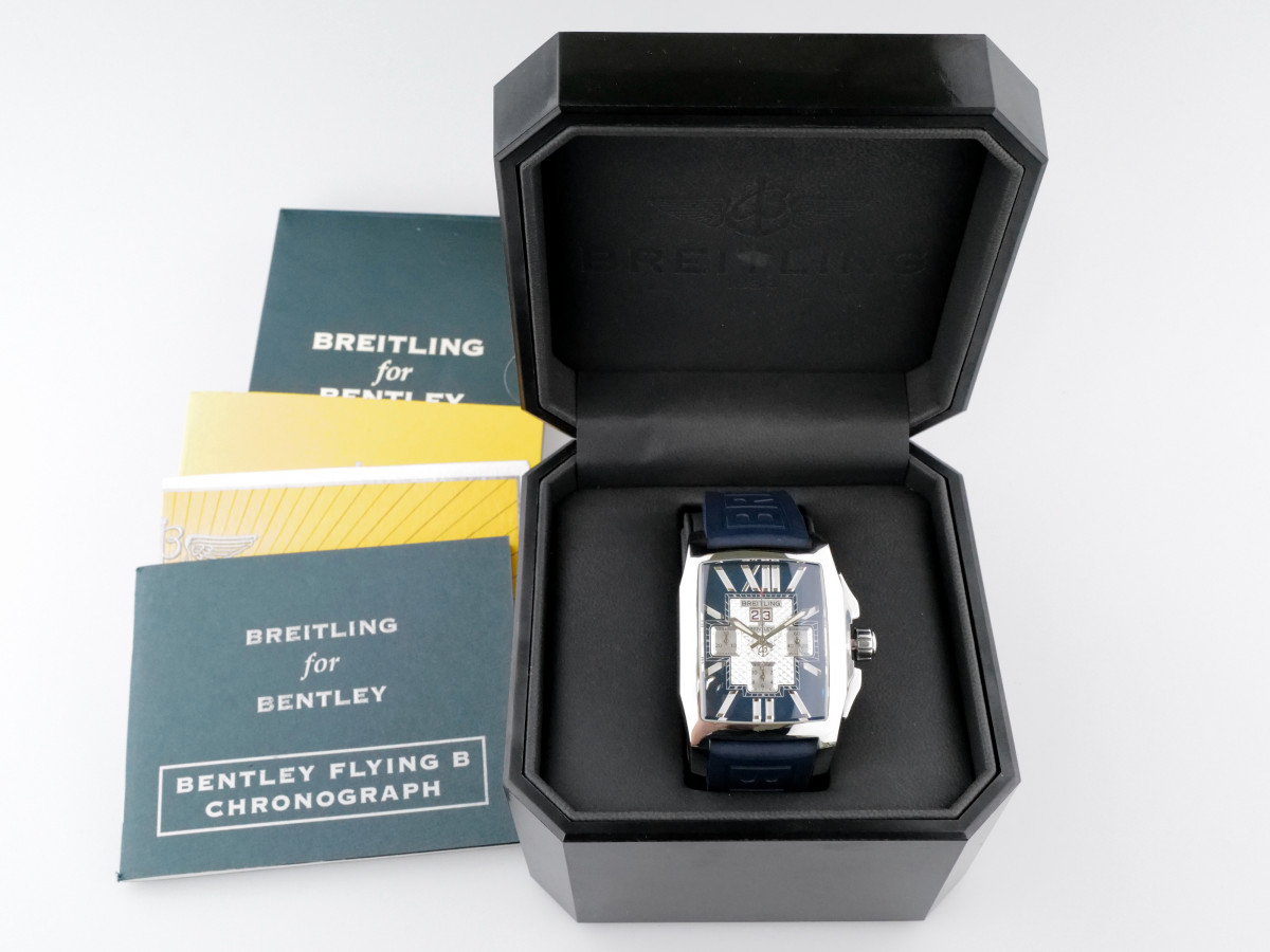 Швейцарские часы Breitling Bentley Flying B Chronograph
