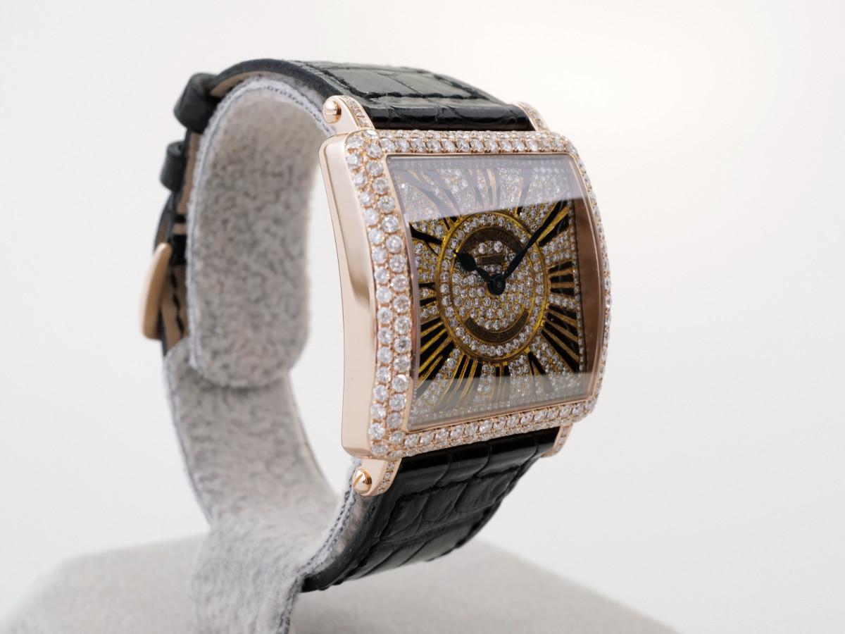 Швейцарские часы Franck Muller Master Square 18K Gold
