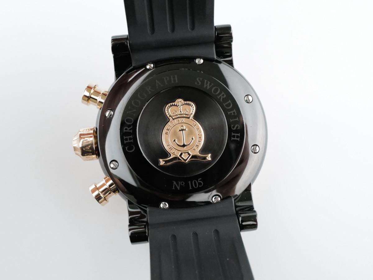 Швейцарские часы Graham Big Swordfish
