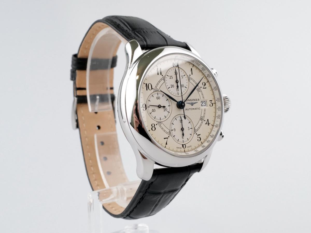 Швейцарские часы Longines 130th Anniversary Chronograph