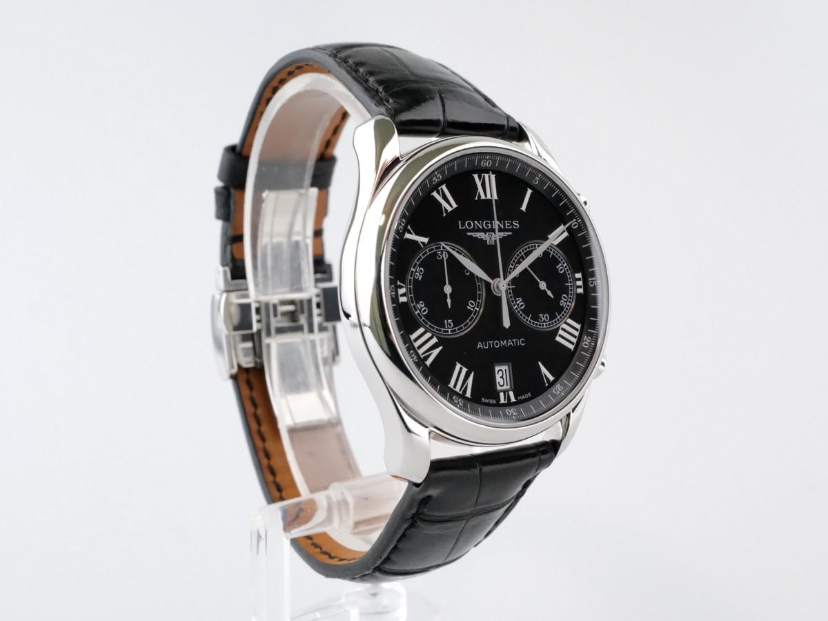 Швейцарские часы Longines Master Collection Chronograph