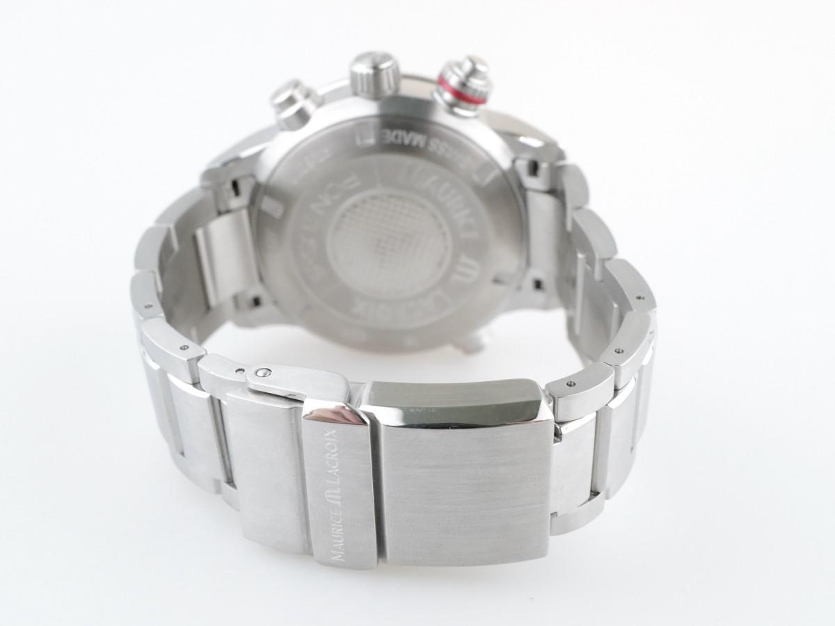 Швейцарские часы Maurice Lacroix Pontos S Chronograph