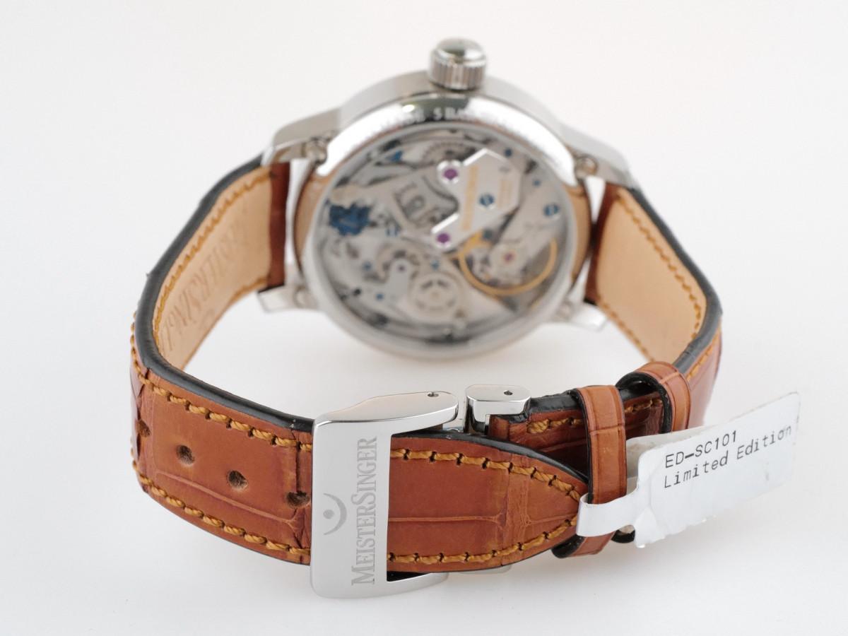 Швейцарские часы MeisterSinger Paleograph Chronograph Hand Wind