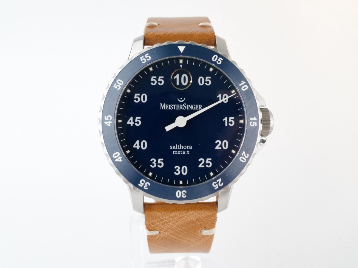 Швейцарские часы MeisterSinger Salthora Meta X