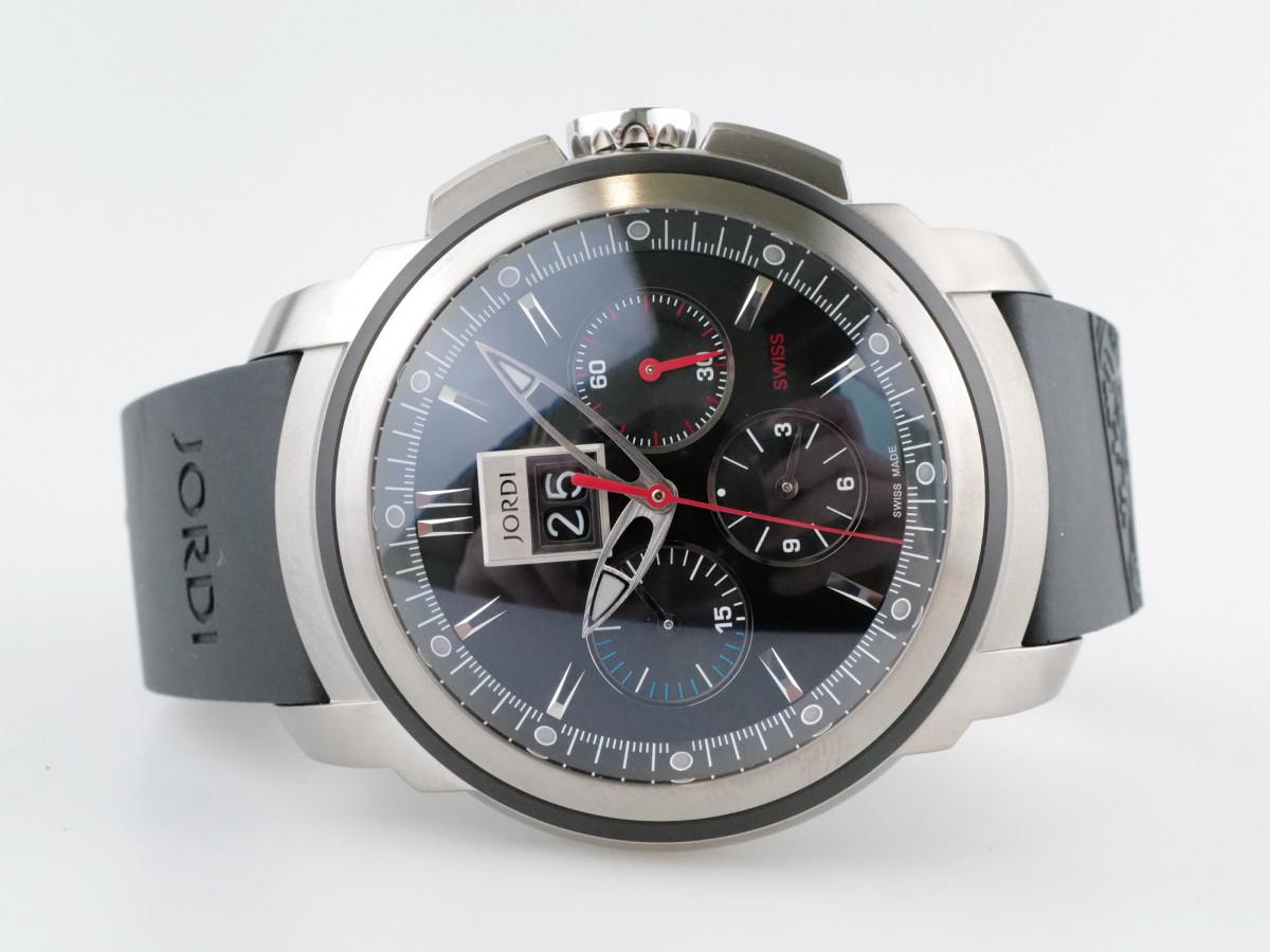 Швейцарские часы Michel Jordi Grimsel Big Date Chronograph