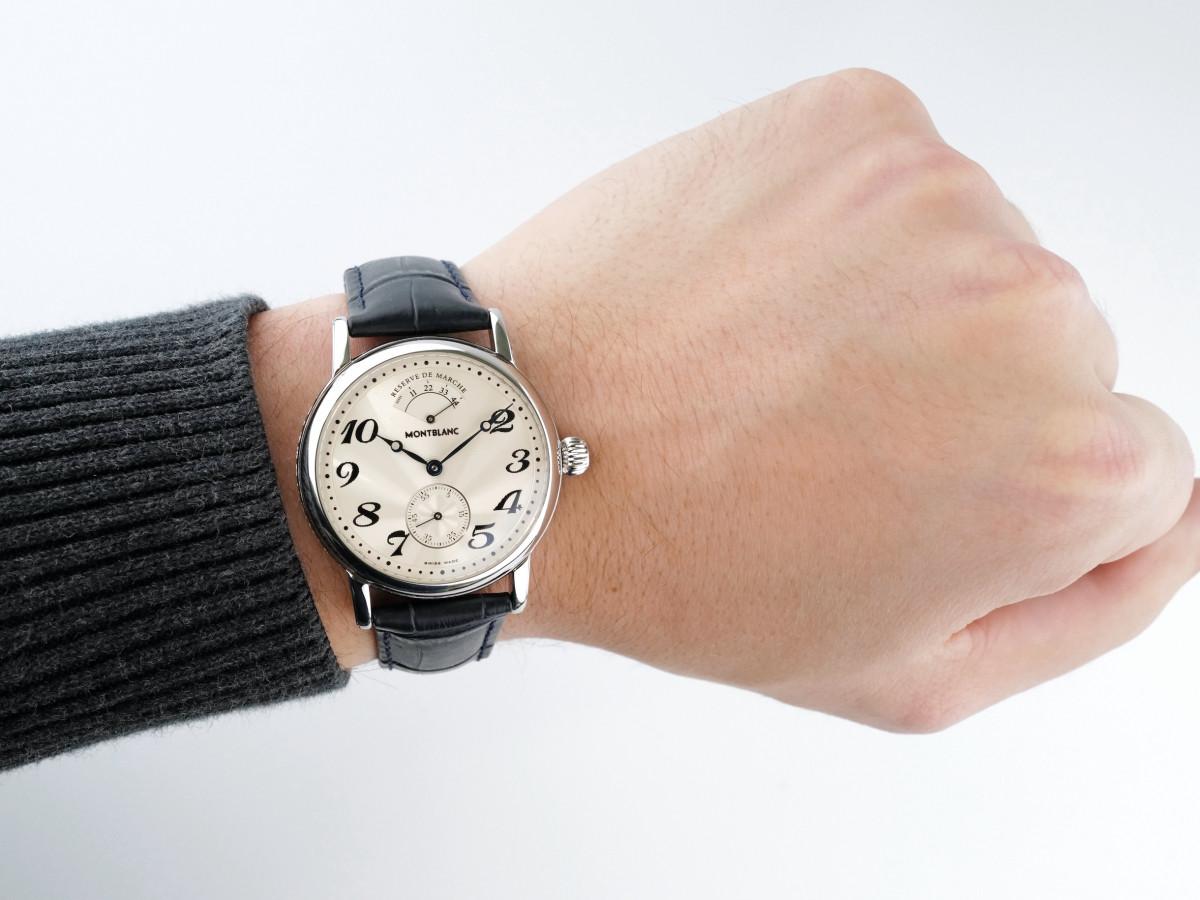 Швейцарские часы Montblanc Meisterstuck Power Reserve