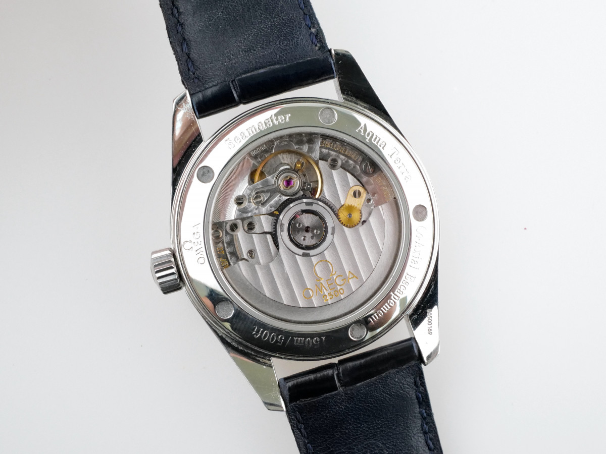 Швейцарские часы Omega Seamaster Aqua Terra