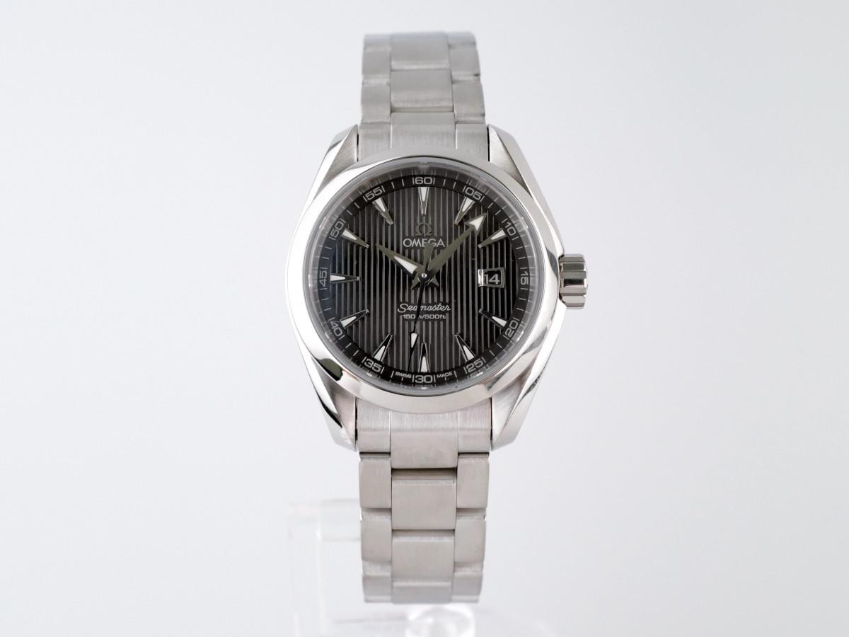 Швейцарские часы Omega Seamaster Aqua Terra Quartz
