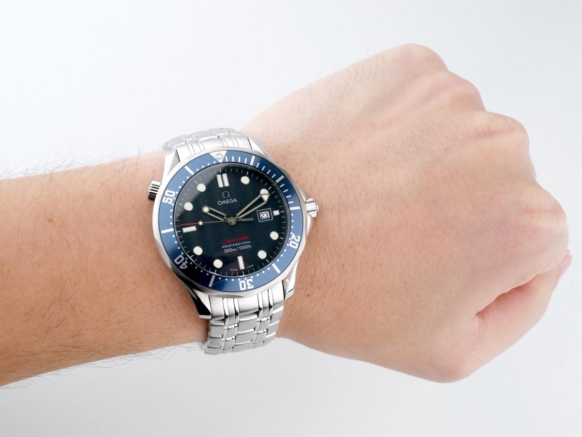 Швейцарские часы Omega Seamaster Professional Diver 300m Quartz