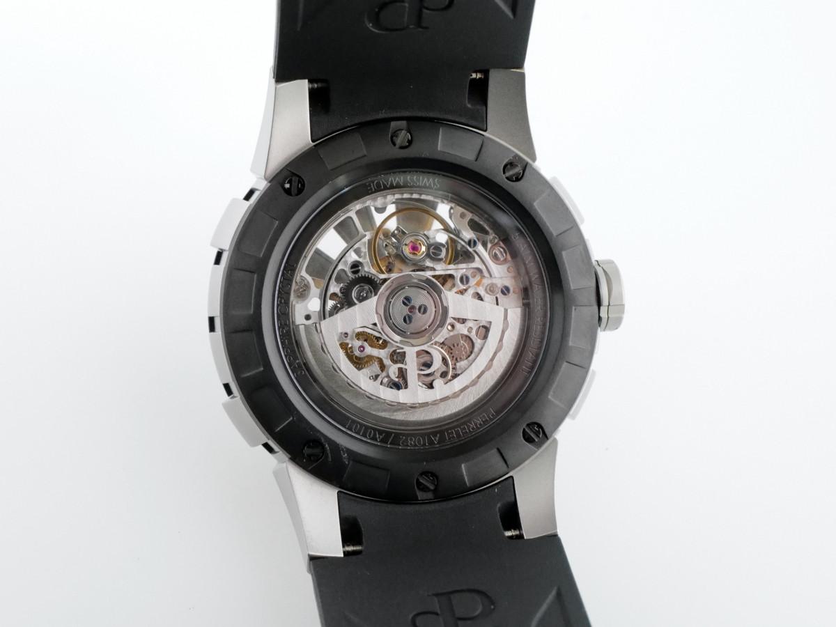 Швейцарские часы Perrelet Turbine Skeleton