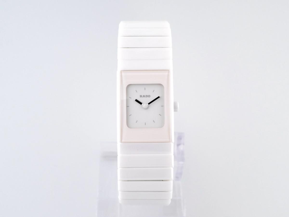 Швейцарские часы Rado Ceramic Small White