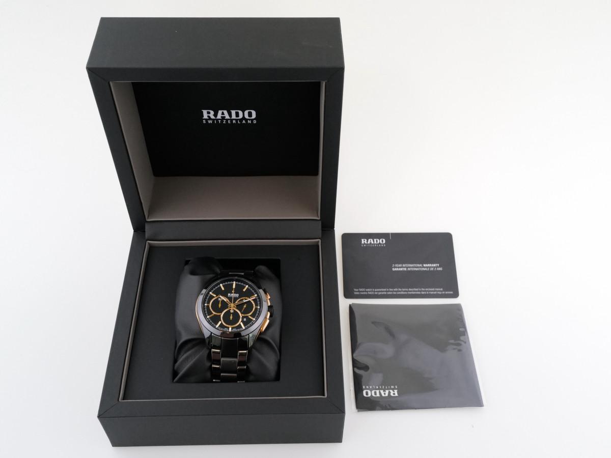 Швейцарские часы Rado HyperChrome XXL Chronograph