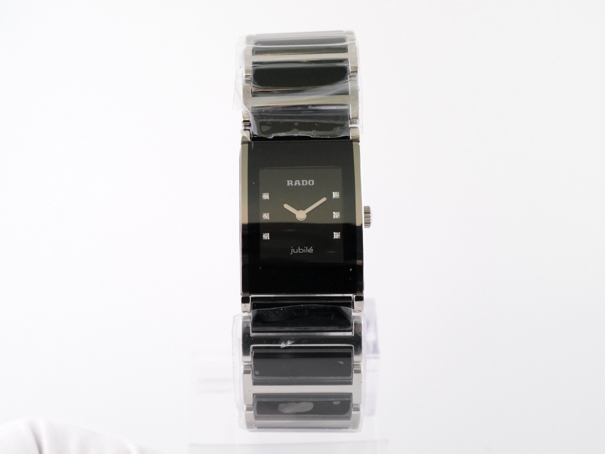 Швейцарские часы Rado Integral Jubile Black Ceramic