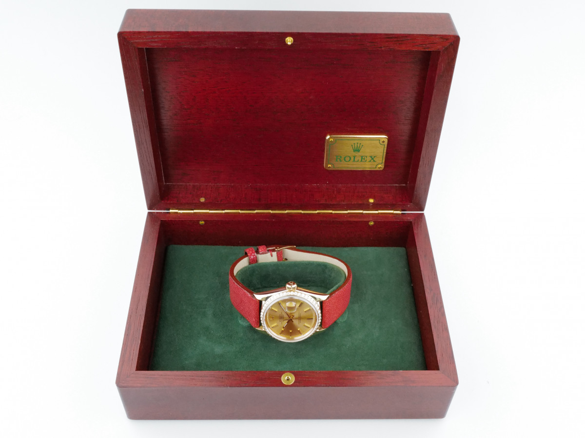 Швейцарские часы Rolex Datejust 36