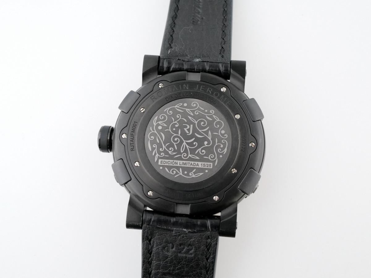 Швейцарские часы Romain Jerome Dia De Los Muertos