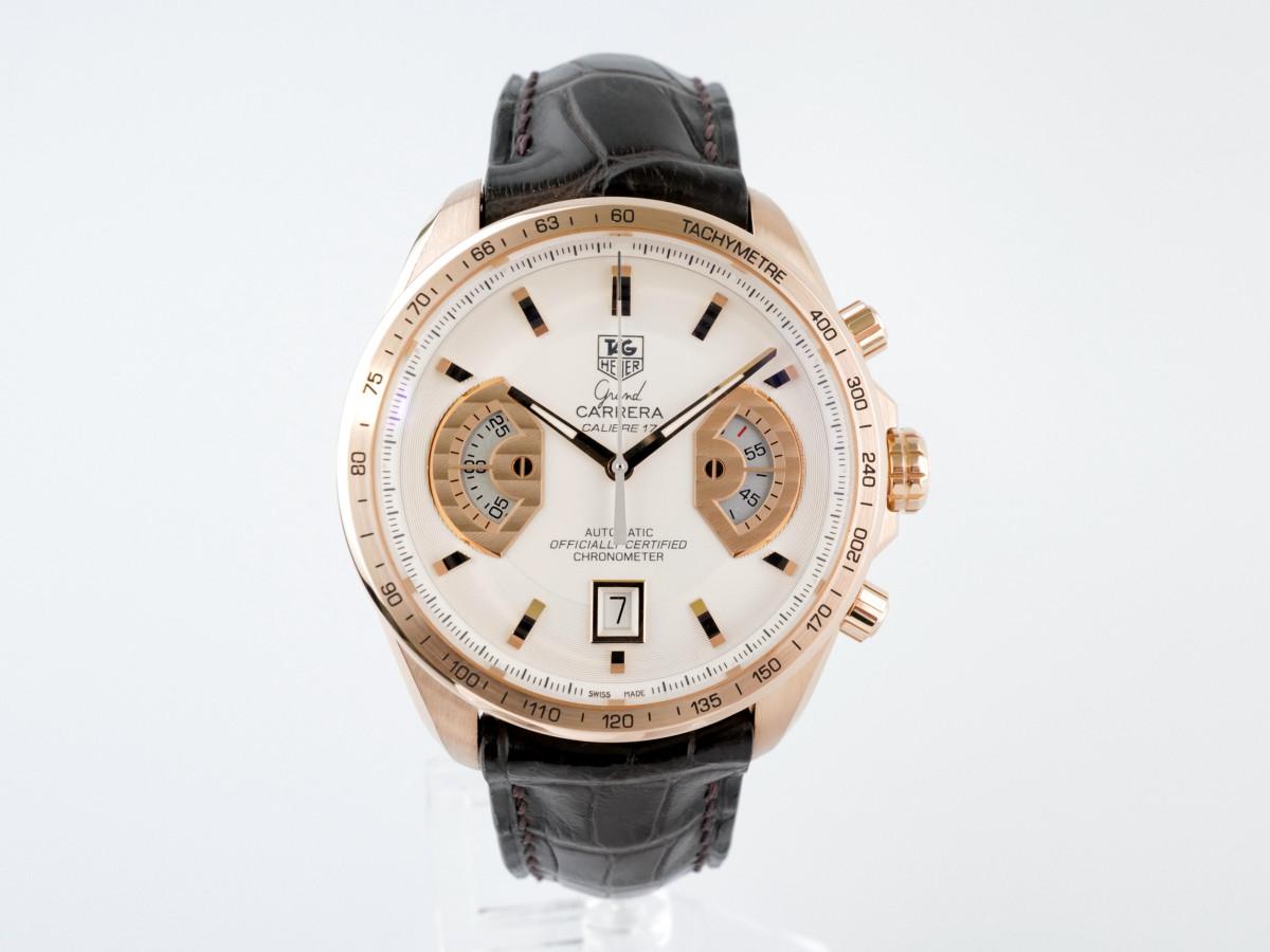 Швейцарские часы TAG Heuer Grand Carrera Calibre 17