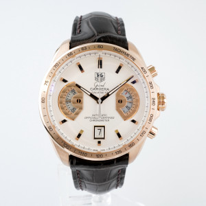 Швейцарские часы TAG Heuer Grand Carrera Calibre 17